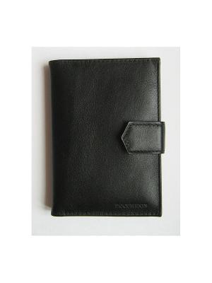 Бумажник водителя Spark. Цвет: черный