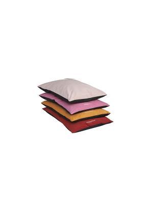 Подушка HAPPY LIFE песочный M 107*70*10 см для домашних животных House. Цвет: светло-серый
