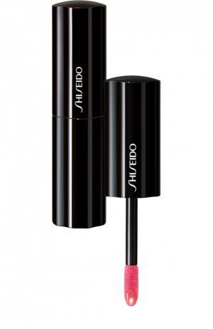 Помада-блеск Lacquer Rouge PK430 Shiseido. Цвет: бесцветный