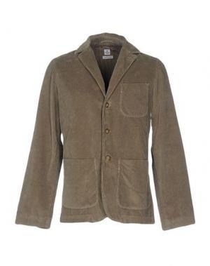 Пиджак DANOLIS. Цвет: серый