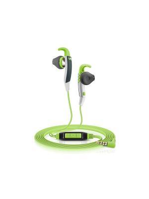 Наушники  Sennheiser MX 686 G Sports. Цвет: зеленый