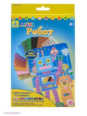 Мозаика Робот The ORB factory. Цвет: голубой