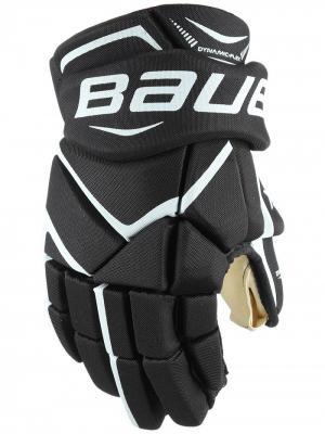 Перчатки VAPOR X700 Bauer. Цвет: черный, белый