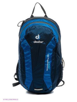 Рюкзак Deuter. Цвет: синий, голубой