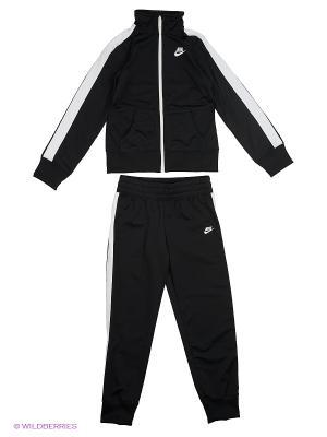 Спортивный костюм G NSW TRK SUIT TRICOT Nike. Цвет: черный