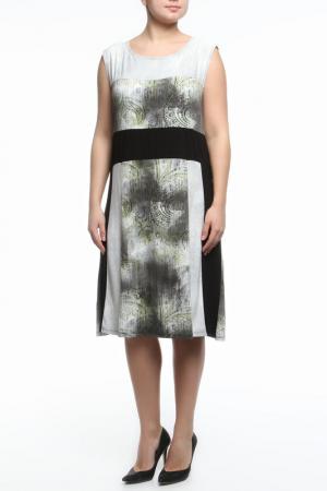 Платье Massana. Цвет: зеленый