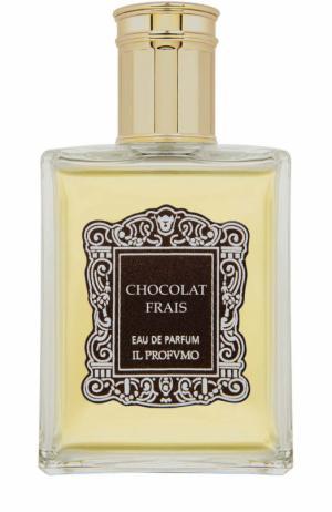 Парфюмерная вода Chocolat Frais Il Profvmo. Цвет: бесцветный