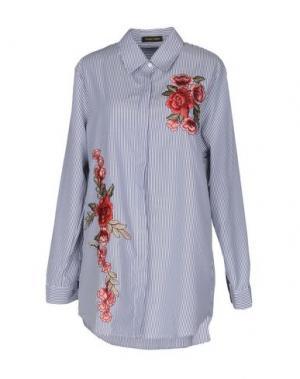 Pубашка GIORGIA & JOHNS. Цвет: белый