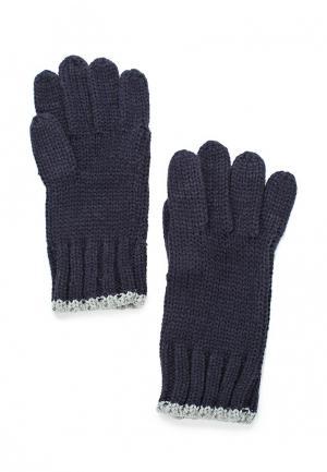 Перчатки Mango Man. Цвет: синий