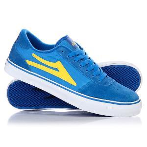 Кеды кроссовки низкие  Manchester Royal Blurr Lakai. Цвет: синий