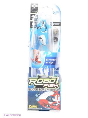 Робо-рыбка ZURU. Цвет: голубой