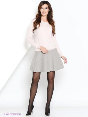 Кардиган ZARINA. Цвет: бледно-розовый