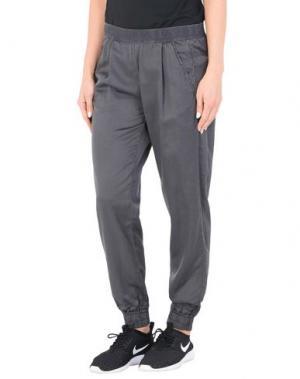 Повседневные брюки DEHA. Цвет: свинцово-серый