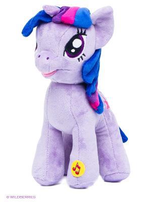 Мягкая игрушка Пони Искорка Мульти-пульти. Цвет: сиреневый, розовый, синий
