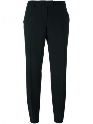 Зауженные брюки Fendi. Цвет: чёрный