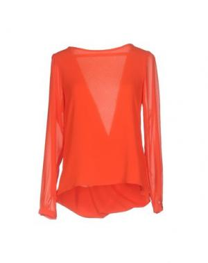 Блузка TWENTY EASY by KAOS. Цвет: красный