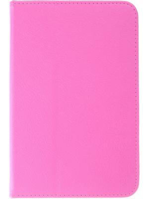 Обложка skinBOX standard для планшета Samsung P3100 (3110). Цвет: розовый