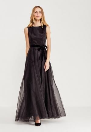 Платье Maria Golubeva. Цвет: черный