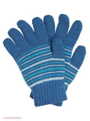 Перчатки Чудо-Кроха. Цвет: синий
