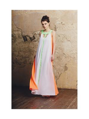 Платье длинное Техно C.H.I.C.