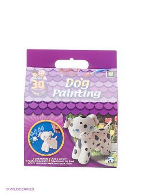 Разрисуй щенка - 3D AMAV. Цвет: фиолетовый