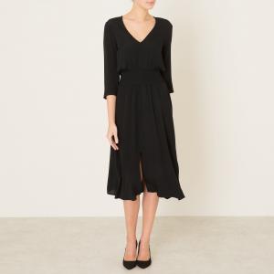 Платье LUCIA BA&SH. Цвет: черный