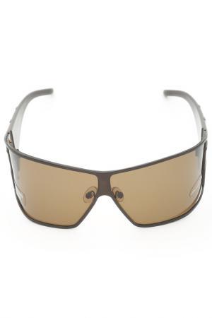 Очки солнцезащитные Les Copains. Цвет: 3