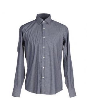 Pубашка MASTAI FERRETTI. Цвет: свинцово-серый