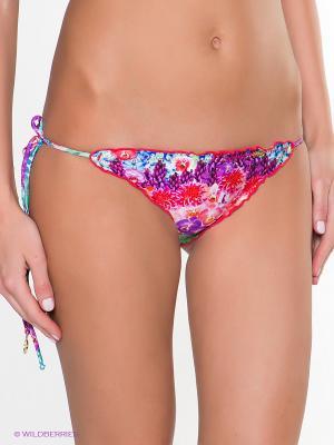 Плавки Luli Fama. Цвет: коралловый, салатовый, фиолетовый
