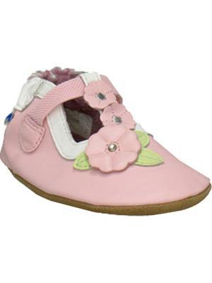 Ботинки MaLeK BaBy. Цвет: салатовый, розовый