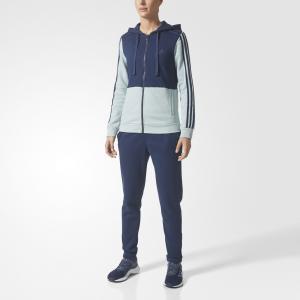Спортивный костюм Energize  Athletics adidas. Цвет: зеленый
