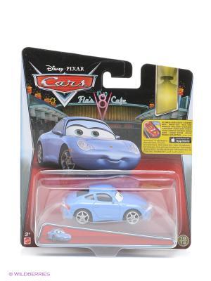 Машина Тачки 2 Mattel. Цвет: синий, голубой, прозрачный