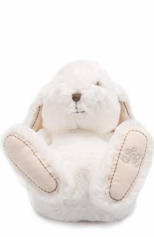 Мягкая игрушка Кролик Tartine Et Chocolat. Цвет: кремовый