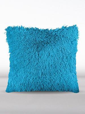 Подушка Унисон. Цвет: голубой