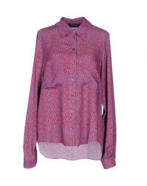 Блузка DANIELLE ROMERIL. Цвет: красный