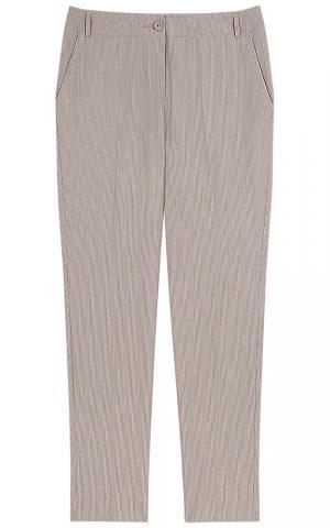 Серые брюки Le monique