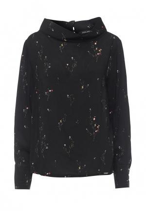 Блуза Top Secret. Цвет: черный