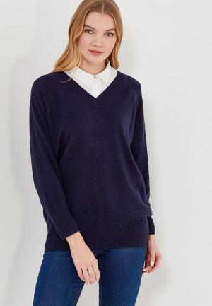 Пуловер Delicate Love. Цвет: синий