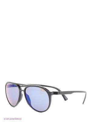 Солнцезащитные очки RH 831S 16 Zerorh. Цвет: темно-синий