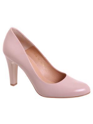 Туфли Goergo. Цвет: бледно-розовый