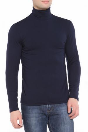 Водолазка Rocawear. Цвет: темно-синий