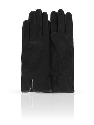 Перчатки Dali Exclusive. Цвет: темно-зеленый, антрацитовый