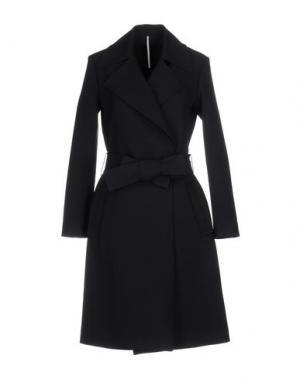 Легкое пальто LAVINIATURRA. Цвет: темно-синий