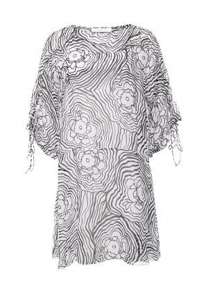 Платье See by Chloe. Цвет: черно-белый