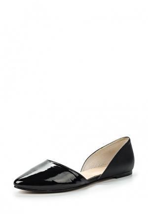 Туфли Obsel. Цвет: черный