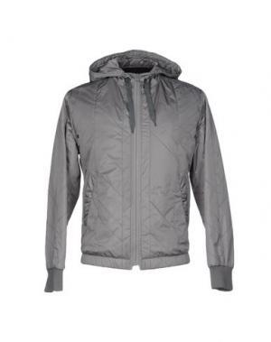 Куртка ALLEGRI. Цвет: светло-серый
