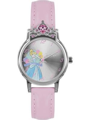 Часы Disney by RFS. Цвет: серебристый, розовый