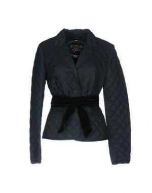 Куртка EMMA&GAIA. Цвет: цвет морской волны
