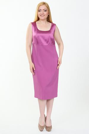 Платье PER TE BY KRIZIA. Цвет: фуксия