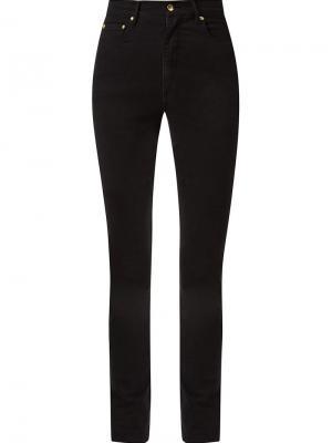 High waist skinny jeans Amapô. Цвет: чёрный